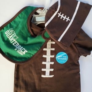 Children's Place Baby Quarterback Outfit 12-18